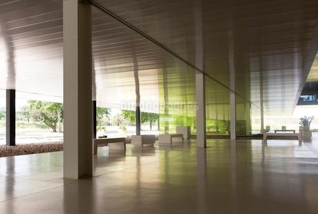 Modern office lobbyの写真素材 [FYI02183229]