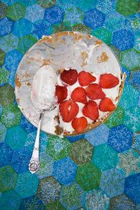 Strawberry's cakeの写真素材 [FYI02192188]