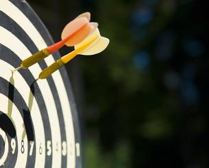 Dartboardの写真素材 [FYI02193161]