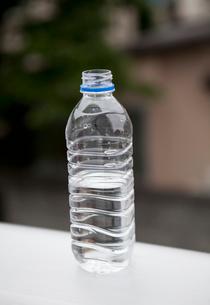 View of plastic bottlesの写真素材 [FYI02193586]