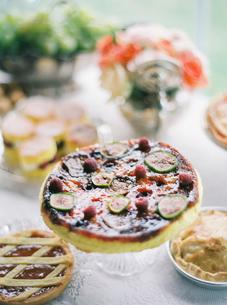 Italy, Sweet cakesの写真素材 [FYI02204871]