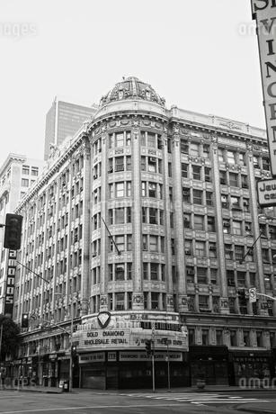 USA, California, Los Angeles, Office building exteriorの写真素材 [FYI02206197]