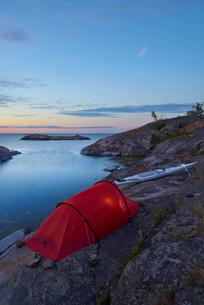 Sweden, Ostergotland, Sankt Anna archipelagoの写真素材 [FYI02206941]