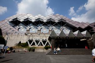 東京武道館の写真素材 [FYI02207182]