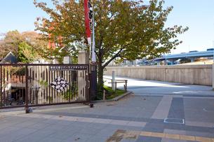 隅田公園リバーサイドギャラリーの写真素材 [FYI02208235]