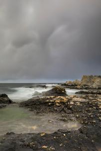 Beach in Digerhuvud, Swedenの写真素材 [FYI02208261]