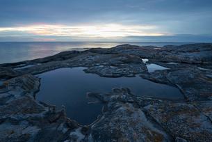 Sweden, Ostergotland, Sankt Anna archipelagoの写真素材 [FYI02208286]
