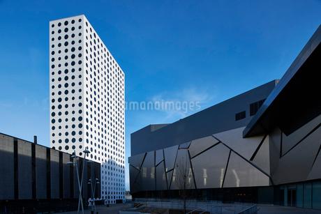 Mall of Scandinavia in Solna, Swedenの写真素材 [FYI02208802]