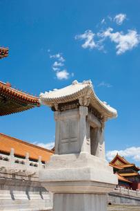The Forbidden City, Beijing, Chinaの写真素材 [FYI02209826]