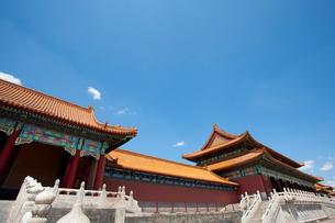 The Forbidden City, Beijing, Chinaの写真素材 [FYI02209843]