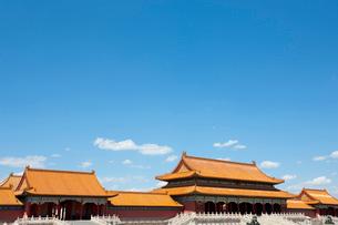 The Forbidden City, Beijing, Chinaの写真素材 [FYI02209860]
