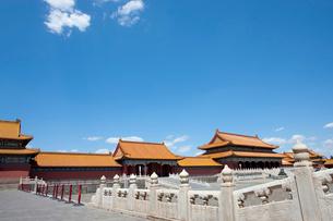 The Forbidden City, Beijing, Chinaの写真素材 [FYI02209865]