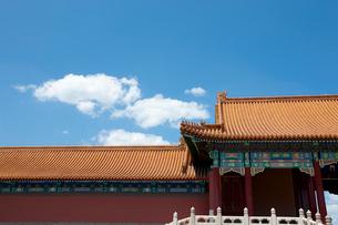 The Forbidden City, Beijing, Chinaの写真素材 [FYI02209927]