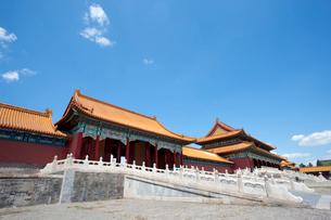 The Forbidden City, Beijing, Chinaの写真素材 [FYI02210014]