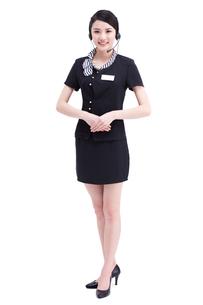 Female customer service staffの写真素材 [FYI02213176]