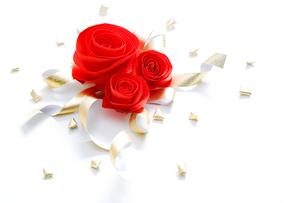 Red rosesの写真素材 [FYI02214004]