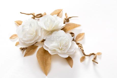 Paper flowerの写真素材 [FYI02214805]
