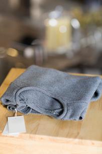 New sweaterの写真素材 [FYI02217882]