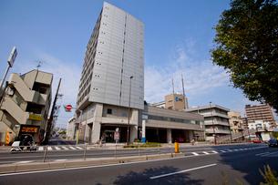 東京消防庁足立消防署の写真素材 [FYI02220843]