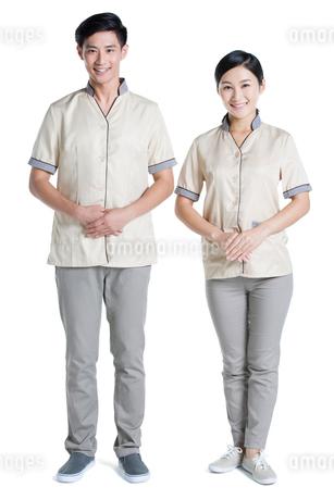 Massage therapistsの写真素材 [FYI02220877]