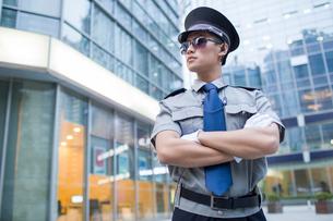 Security staffの写真素材 [FYI02221115]