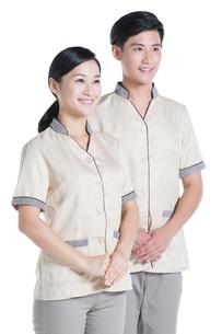 Massage therapistsの写真素材 [FYI02221565]