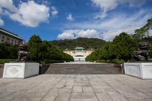 Taipei Forbidden City in Taiwan, Chinaの写真素材 [FYI02224403]