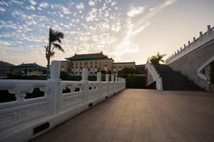 Taipei Forbidden City in Taiwan, Chinaの写真素材 [FYI02225102]