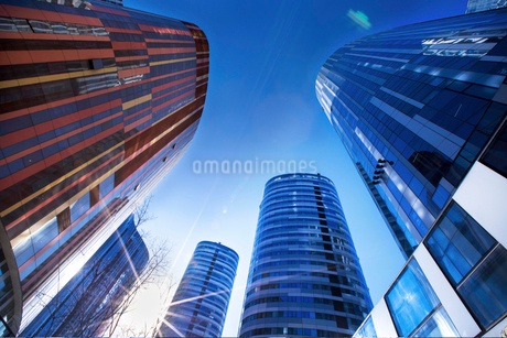 Modern buildingの写真素材 [FYI02225867]
