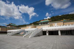 Taipei Forbidden City in Taiwan, Chinaの写真素材 [FYI02226053]