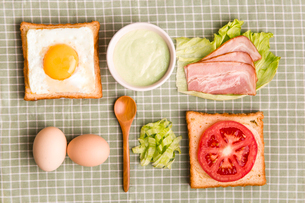 Breakfastの写真素材 [FYI02226171]