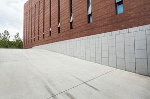 School building in Beijing, Chinaの写真素材 [FYI02226281]