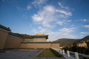 Taipei Forbidden City in Taiwan, Chinaの写真素材 [FYI02226296]