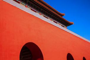Forbidden city,Beijing,Chinaの写真素材 [FYI02226315]