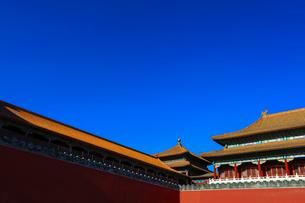 Forbidden city,Beijing,Chinaの写真素材 [FYI02226572]
