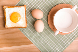 Breakfastの写真素材 [FYI02226734]