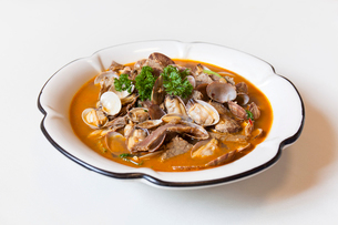 Delicious Chinese cuisineの写真素材 [FYI02226746]