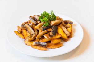 Delicious Chinese cuisineの写真素材 [FYI02226876]