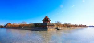 Forbidden city,Beijing,Chinaの写真素材 [FYI02226912]