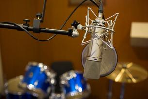 Recording studioの写真素材 [FYI02227161]