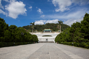 Taipei Forbidden City in Taiwan, Chinaの写真素材 [FYI02227336]