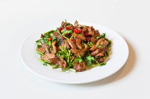 Delicious Chinese cuisineの写真素材 [FYI02227405]