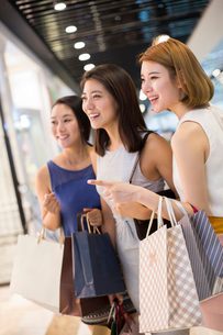 Best female friends shoppingの写真素材 [FYI02228193]