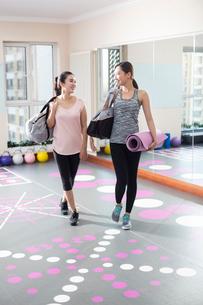 Postpartum fitnessの写真素材 [FYI02228702]