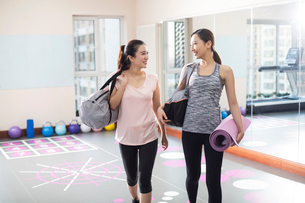 Postpartum fitnessの写真素材 [FYI02229166]