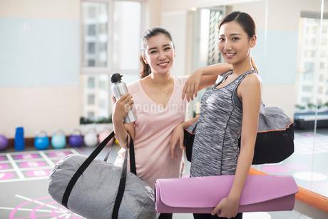 Postpartum fitnessの写真素材 [FYI02229261]