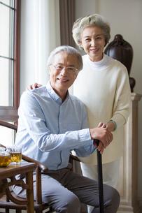 Happy senior coupleの写真素材 [FYI02229388]