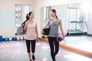 Postpartum fitnessの写真素材 [FYI02229588]