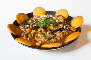 Delicious Chinese cuisineの写真素材 [FYI02231224]