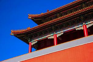 Forbidden city,Beijing,Chinaの写真素材 [FYI02231944]